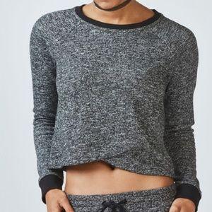 Fabletics Keeva cropped sweatshirt